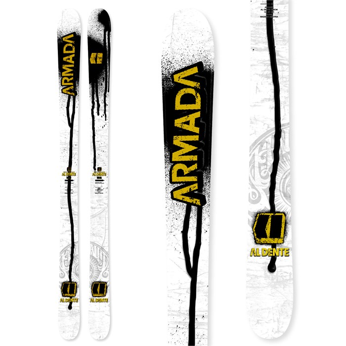 Armada - Al Dente Skis 2014