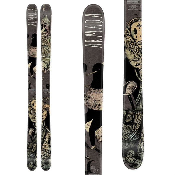 Armada - Coda Skis - Boy's 2014