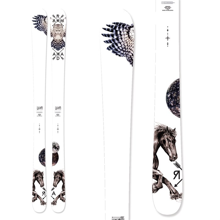 Armada - Kirti Skis - Girl's 2014