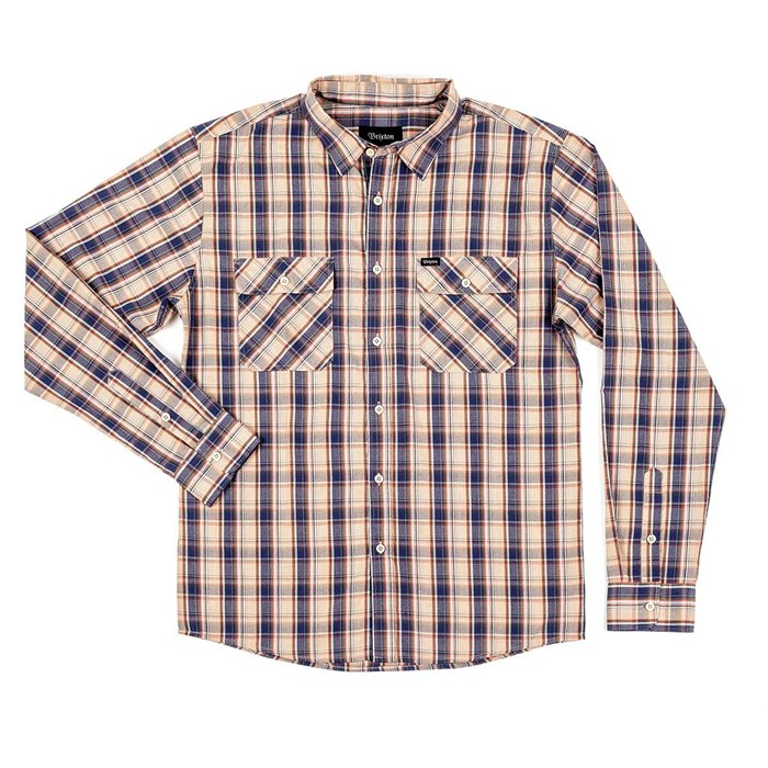 Brixton - Memphis Button-Down Shirt