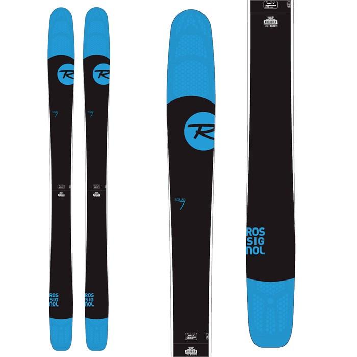 Rossignol - Squad 7 Skis 2015