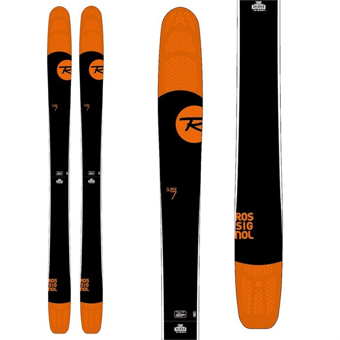 Rossignol - Super 7 Skis 2015