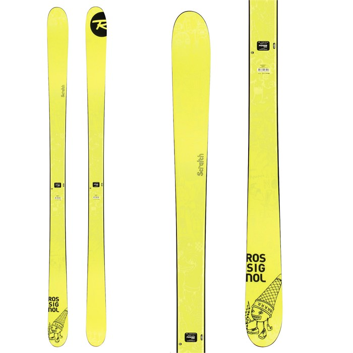 Rossignol - Scratch Skis 2014