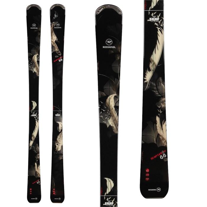 Rossignol - Temptation 88 Skis - Women's 2014