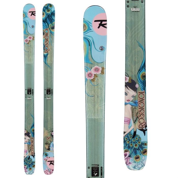 Rossignol - Sassy 7 Skis - Women's 2014
