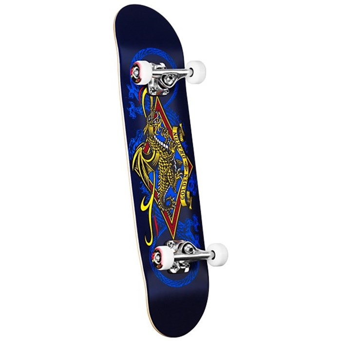 Golden Dragon - Diamond Dragon II Skateboard Complete