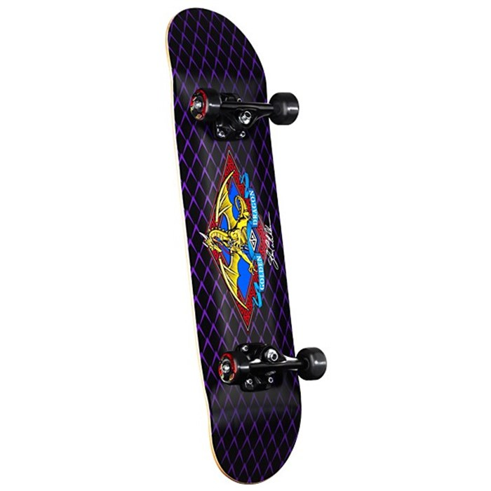 Golden Dragon - PGD 2 Skateboard Complete