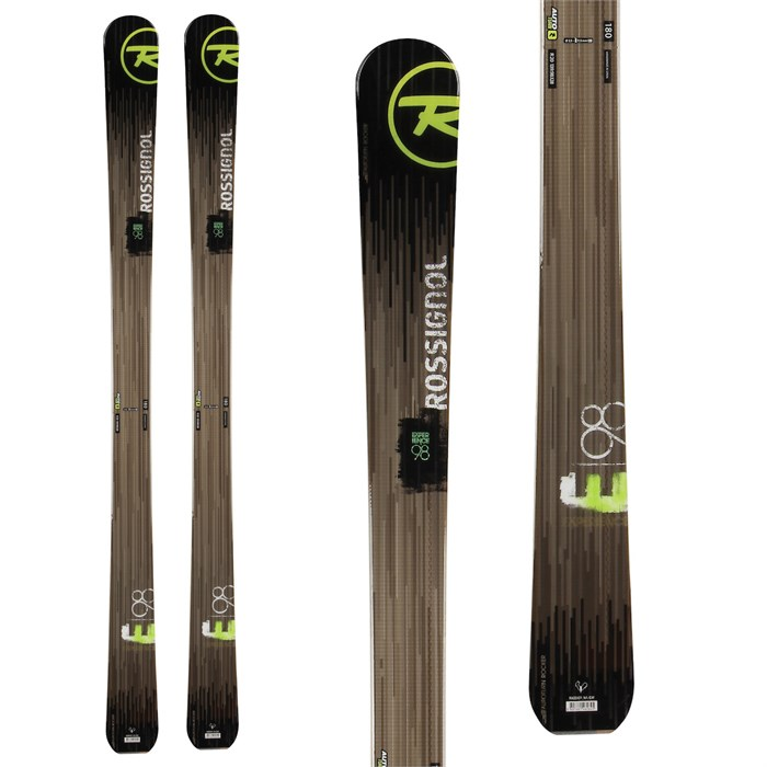 Rossignol - Experience 98 Skis 2014