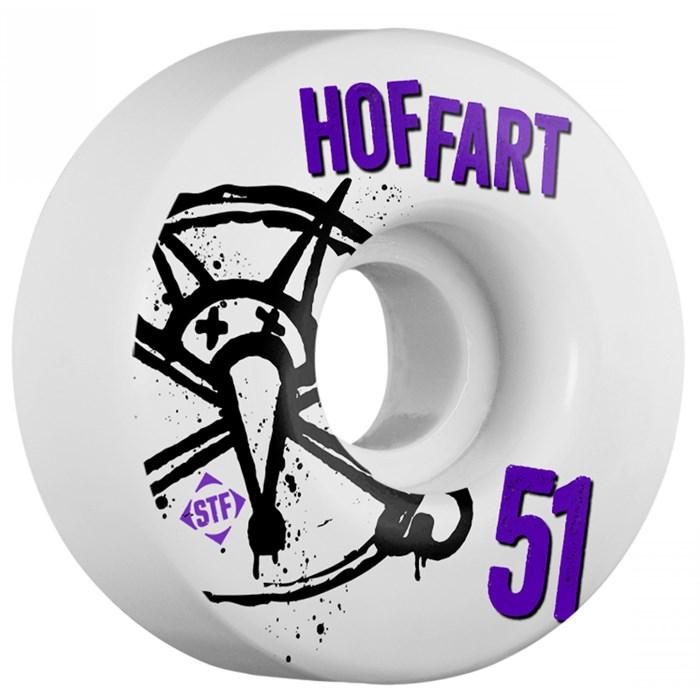 Bones - Hoffart Number5 STF Skateboard Wheels