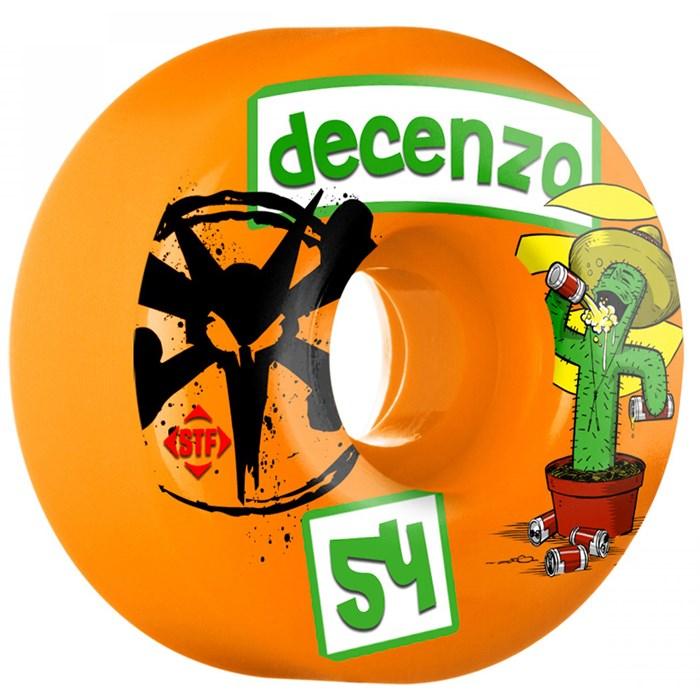 Bones - Decenzo Cactus STF Skateboard Wheels