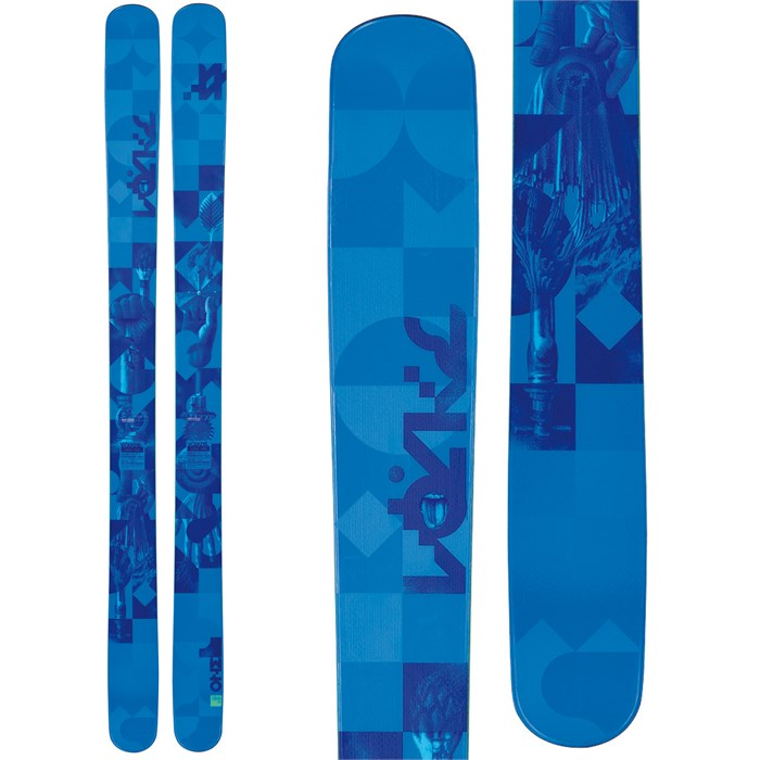Volkl - One Skis 2015