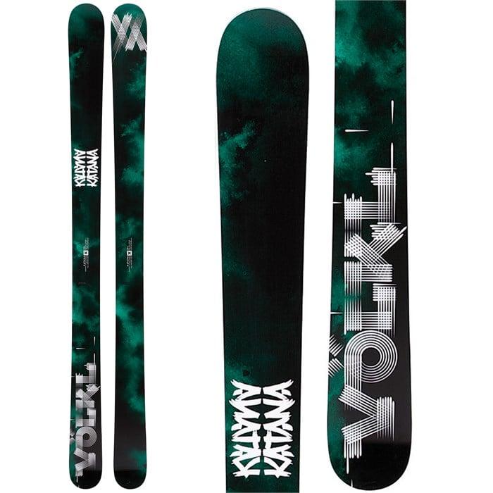 Volkl - Katana Skis 2014