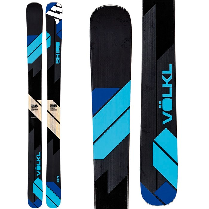 Volkl - Shiro Skis 2014