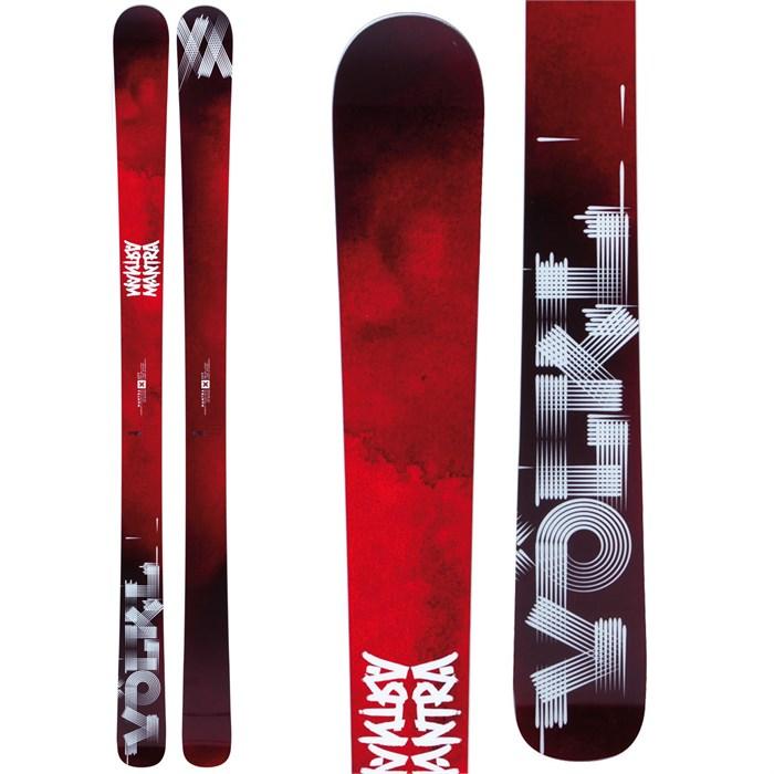 Volkl - Mantra Skis 2014