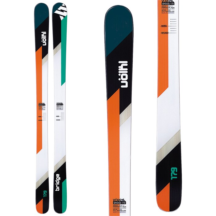 Volkl - Bridge Skis 2014