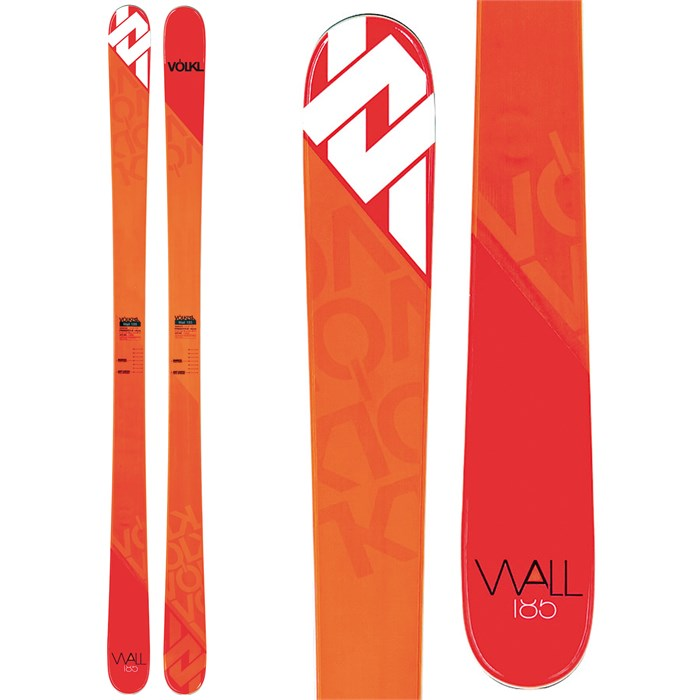 Volkl - Wall Skis 2014