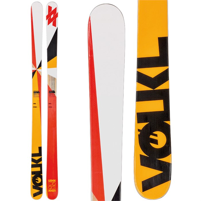 Volkl - Ledge Skis 2014