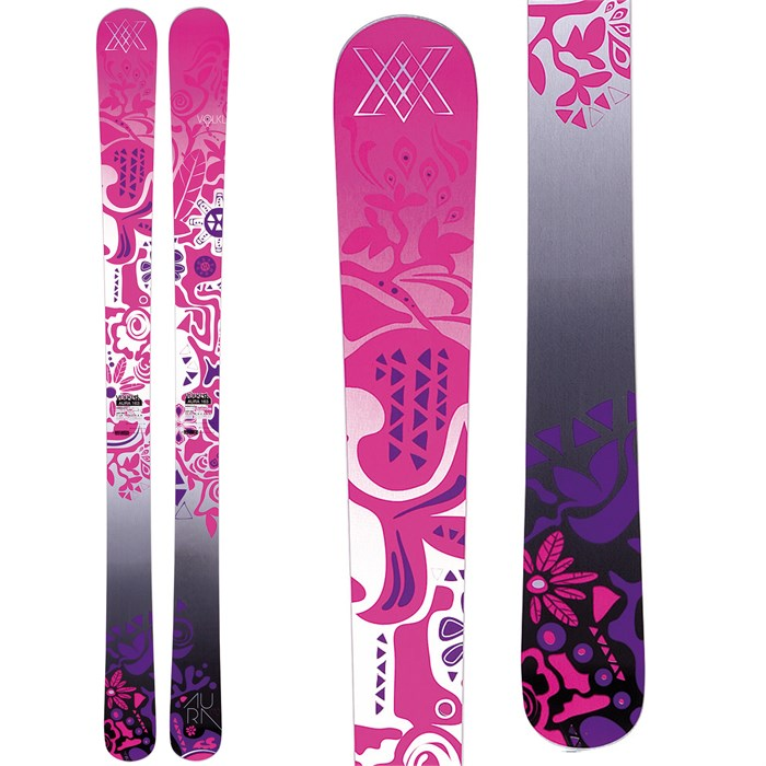 Volkl - Aura Skis - Women's 2014