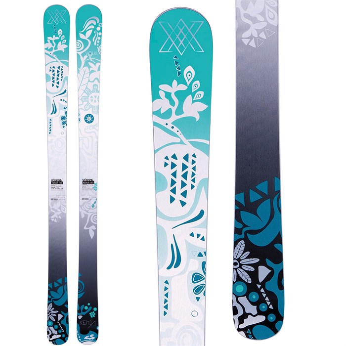 Volkl - Kenja Skis - Women's 2014