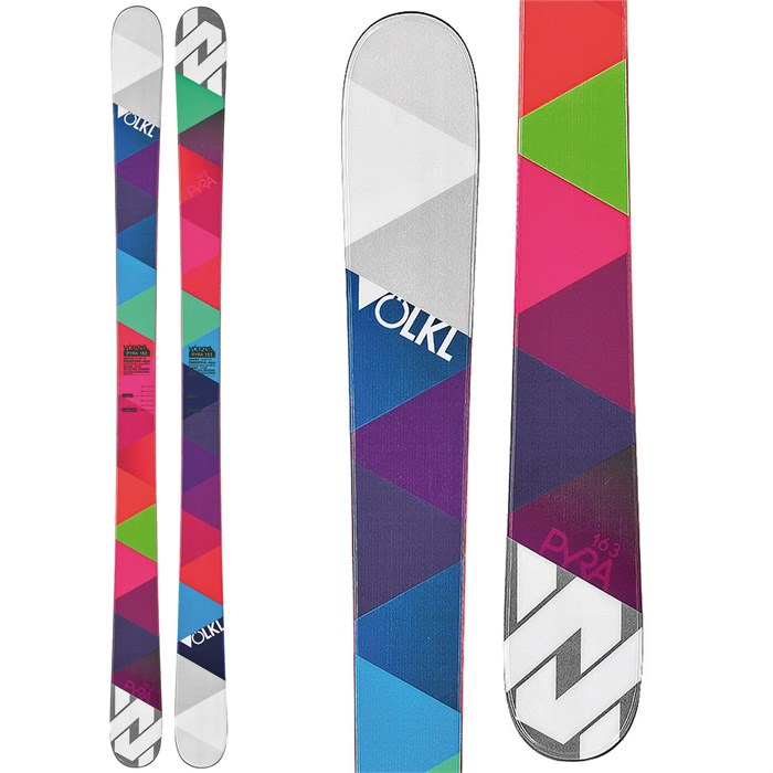 Volkl - Pyra Skis - Women's 2014