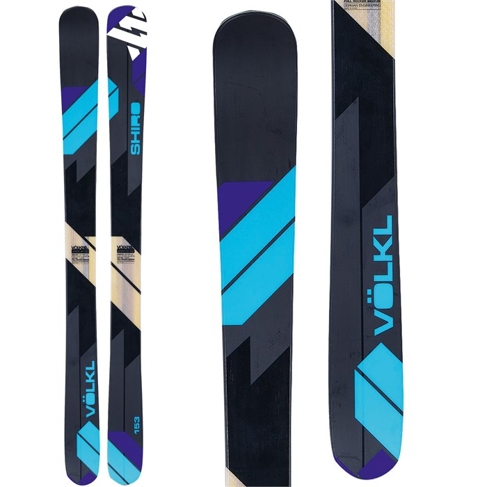 Volkl - Shiro Jr Skis - Boy's 2014