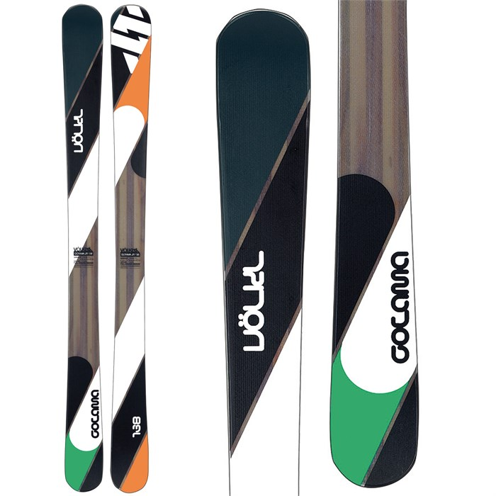 Volkl - Gotama Jr Skis - Boy's 2014