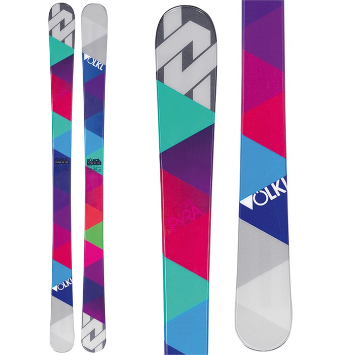 Volkl - Pyra Jr Skis - Girl's 2014