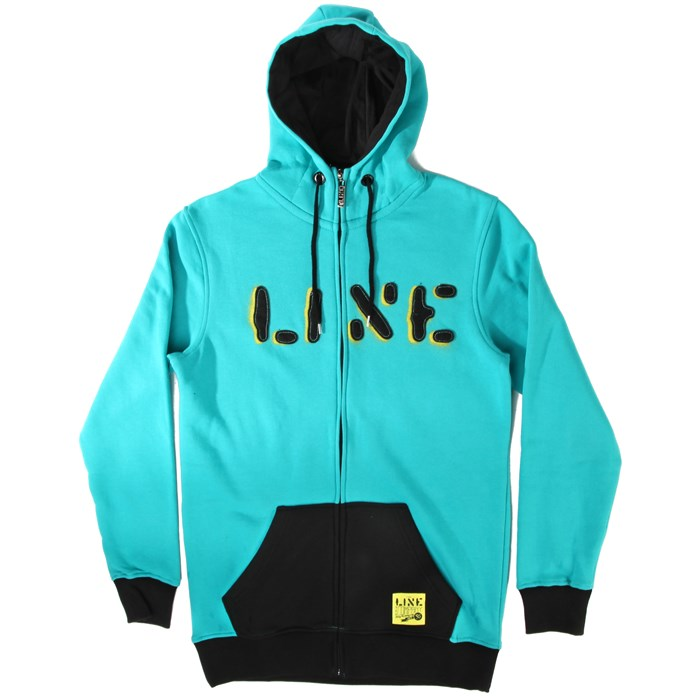 Line Skis - Original Full Zip Hoodie