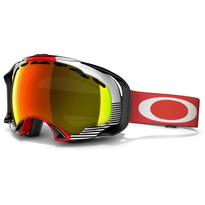 oakley polarized goggles
