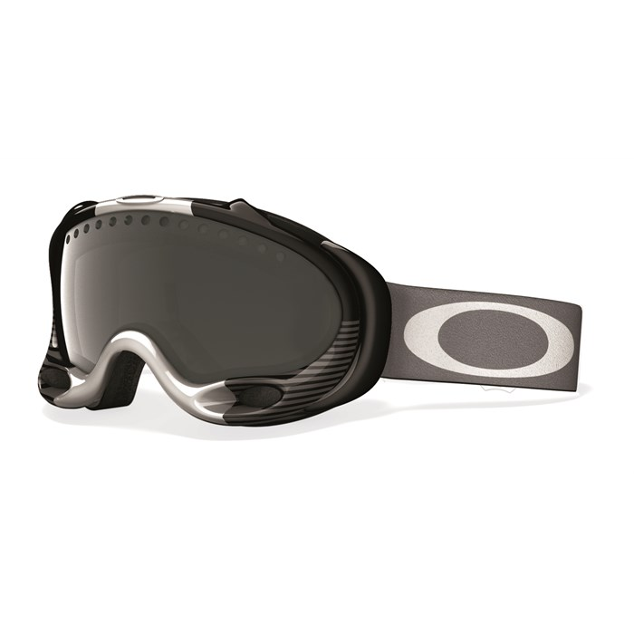 oakley goggles white  Oakley Shaun White Signature A Frame Goggles