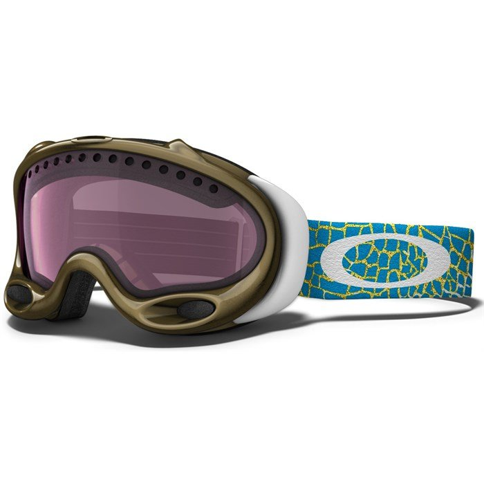 Oakley - Lindsey Vonn Signature A Frame Goggles - Women's