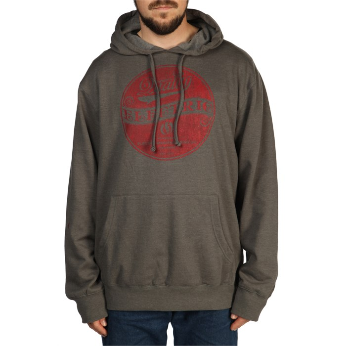 Electric - Circle Standard Pullover Hoodie