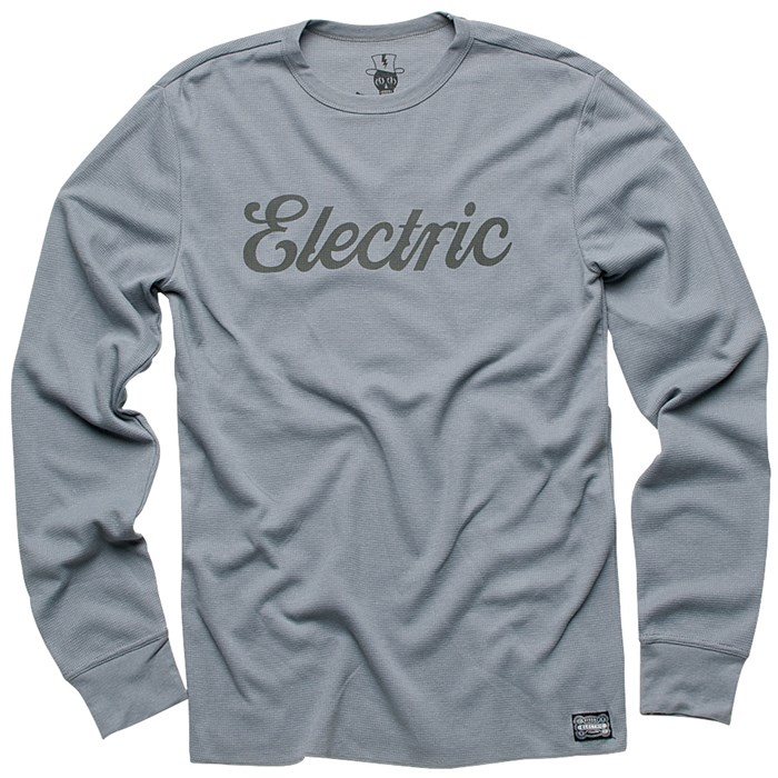 Electric - Cursive Thermal
