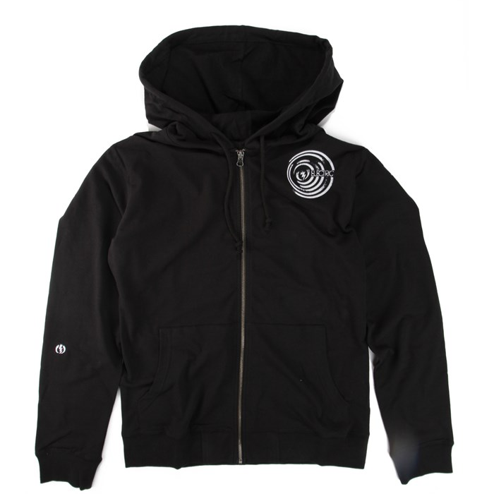 Electric - Travel Zip Hoodie