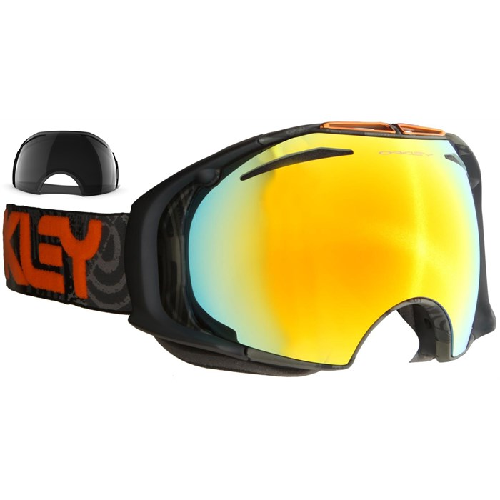 oakley pilot goggles  Oakley Factory Pilot Collection Airbrake Goggles