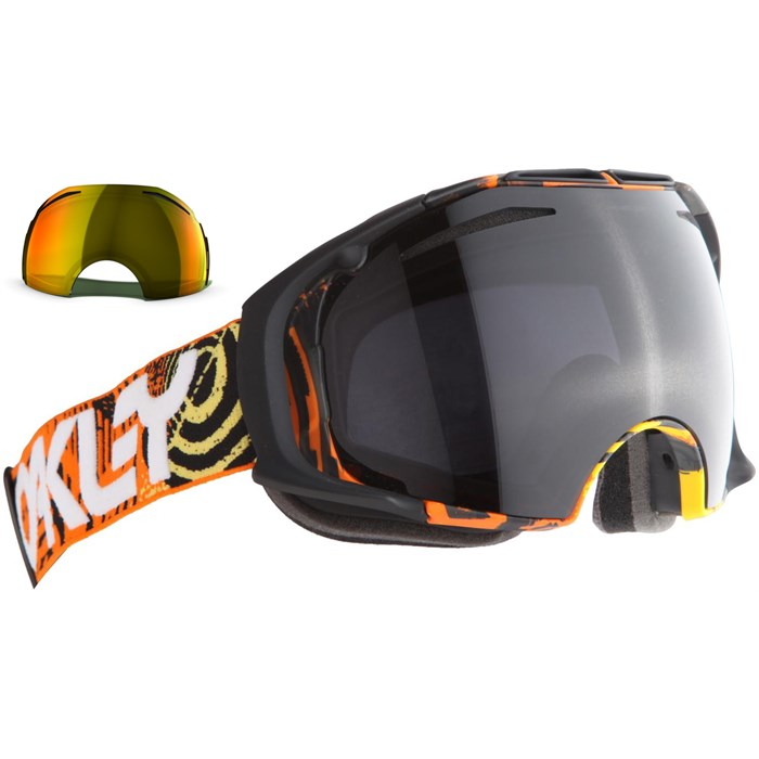 Oakley - Factory Pilot Collection Airbrake Goggles