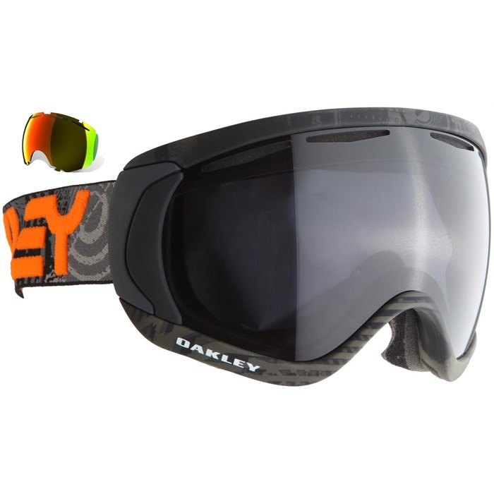 Oakley - Factory Pilot Collection Canopy Goggles ...