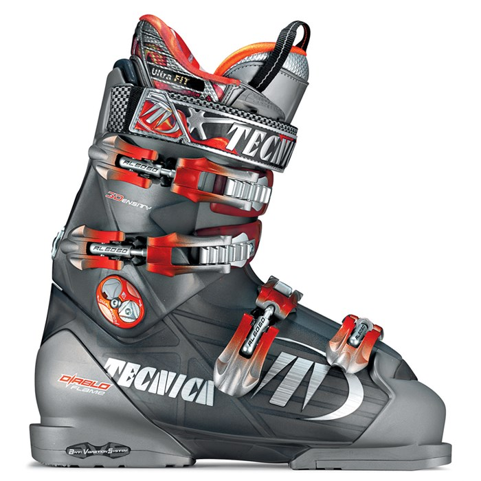 Tecnica Diablo Flame Ultrafit Ski Boot 2007 Evo