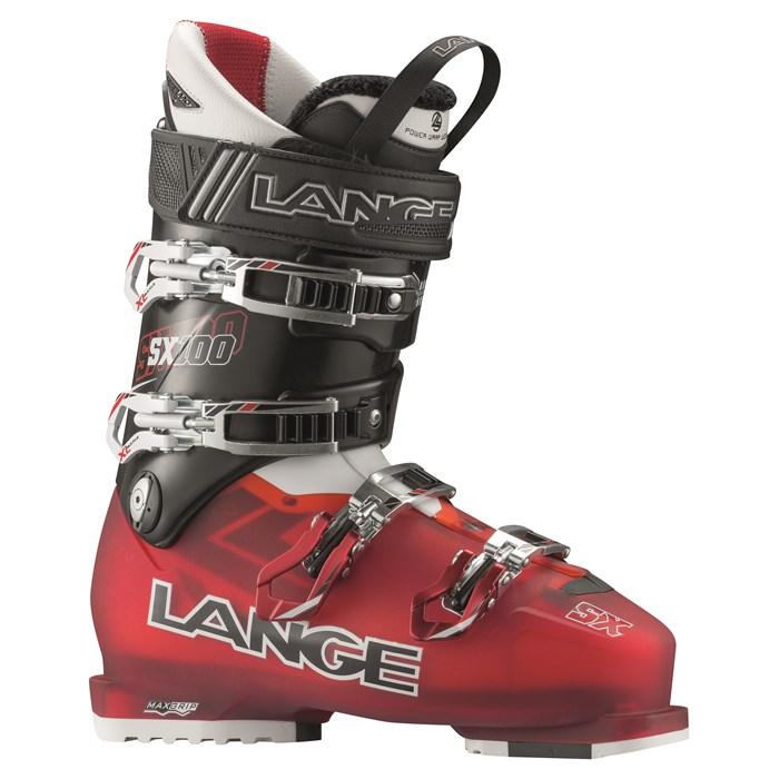 Lange - SX 100 Ski Boots 2015