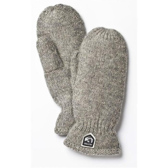 Hestra - Wool Mittens - Women's