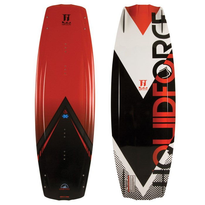 Liquid Force - Watson Classic Wakeboard - Blem 2012