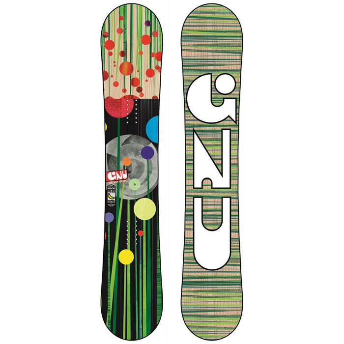 GNU - Velvet Guru EC2BTX Snowboard - Women's 2014