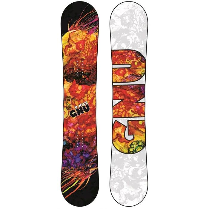 GNU - B-Nice BTX Snowboard - Women's 2014