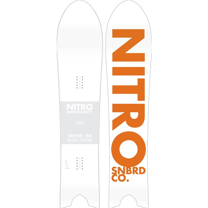 Nitro - The Quiver Powder Snowboard 2014