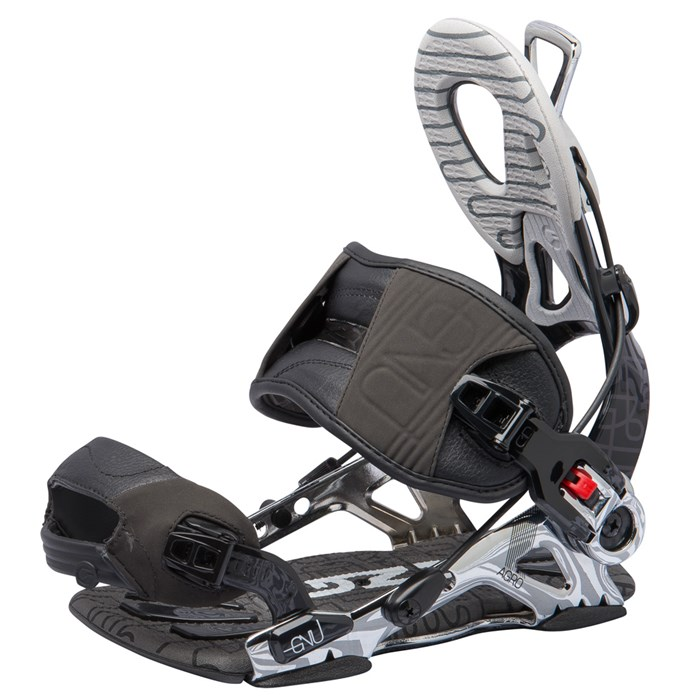 GNU - Agro Snowboard Bindings 2014