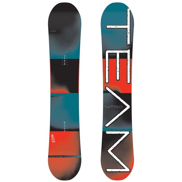 Nitro - Team Gullwing Snowboard 2014