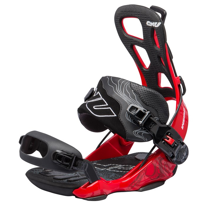 GNU - Weird Snowboard Bindings 2014