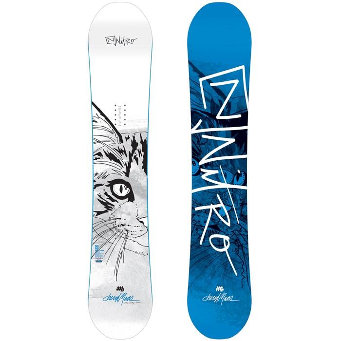 Nitro - Cheryl Maas Pro Model Snowboard - Women's 2014