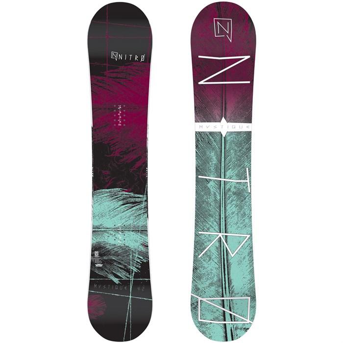 Nitro - Mystique Snowboard - Women's 2014