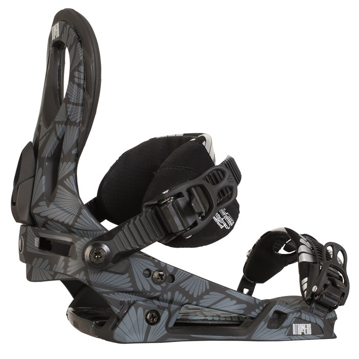 Nitro - Eris Snowboard Bindings - Women's 2014